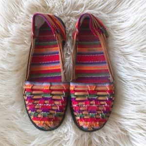"""Shoes - Mexican huaraches Sandals 8"""""""